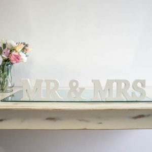 $10 Mr & Mrs Sign