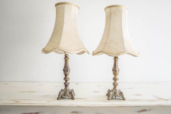 $10 Vintage Lamp 2