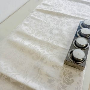 $5 Bridal table tea light runners