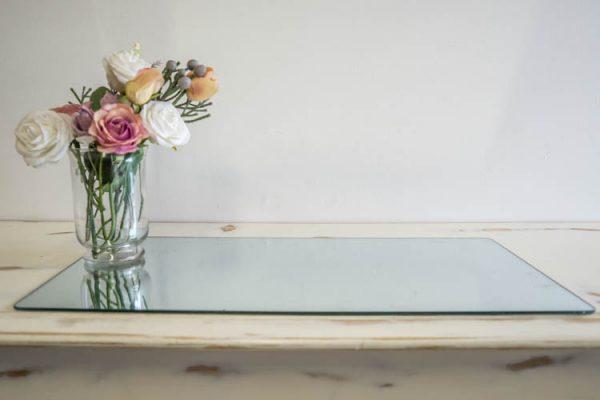 $6 Large Bridal Table Mirrors