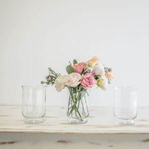 $8 Hurricane Vases